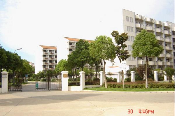 学生公寓 湖北职业技术学院 HuBei Polytechnic Institute图片