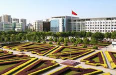 湖北胜博发学院东区全景
