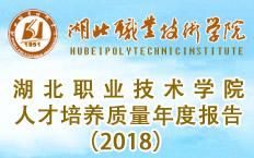 湖北职业技术学院人才培养质量年度报告(2018)